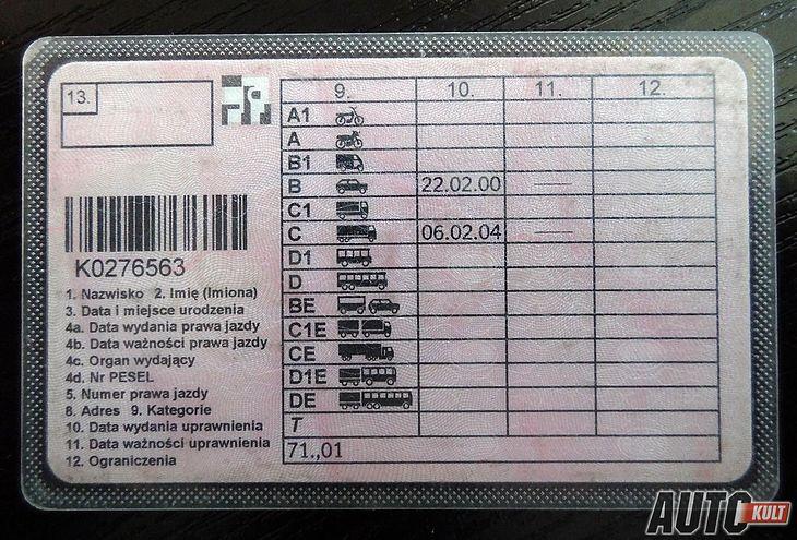 Kierowcy będą mieli aż 2 miesiące na przedłużenie ważności dokumentów po stanie pandemii