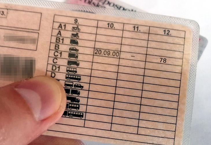 Według ETSC kody na prawach jazdy powinny pojawiać się coraz częściej.
