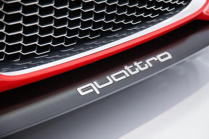 Quattro to już motoryzacyjna ikona i symbol