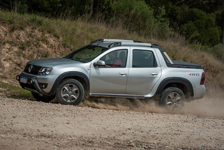 Dacia Duster pick-up/Renault Oroch. Piękny!