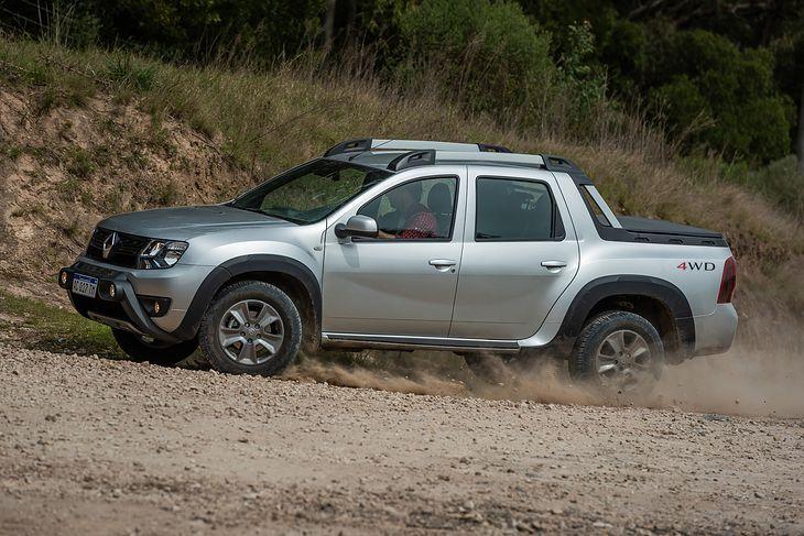 Dacia Duster pick-up/Renault Oroch. Piękny!