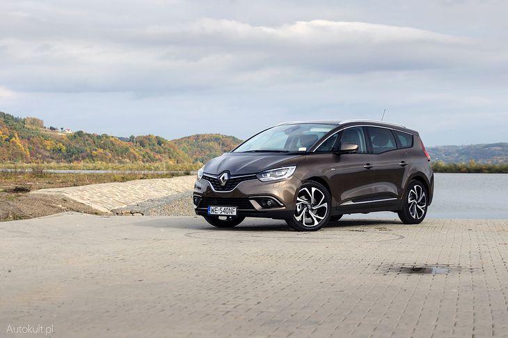 Renault Scenic należy do wymierającego segmentu minivanów