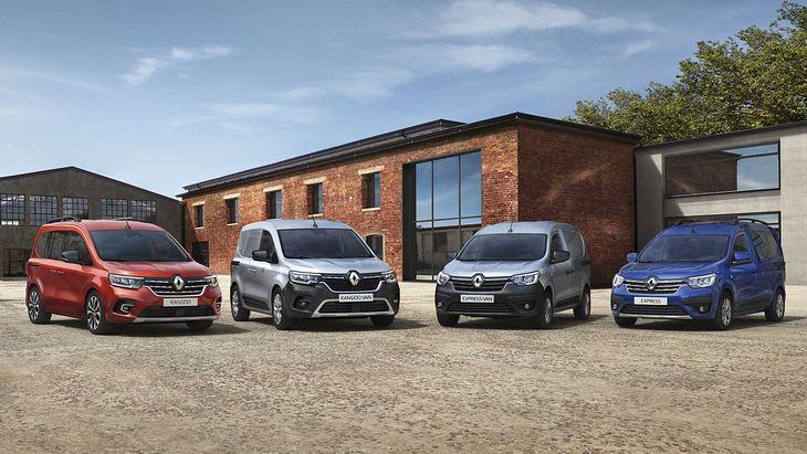 Po ponad 18 latach Renault wraca do nazwy Express.