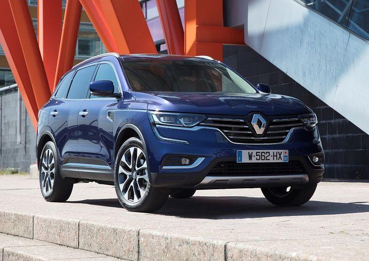 Renault Koleos z kierownicą po prawej stronie przechodzi do historii.