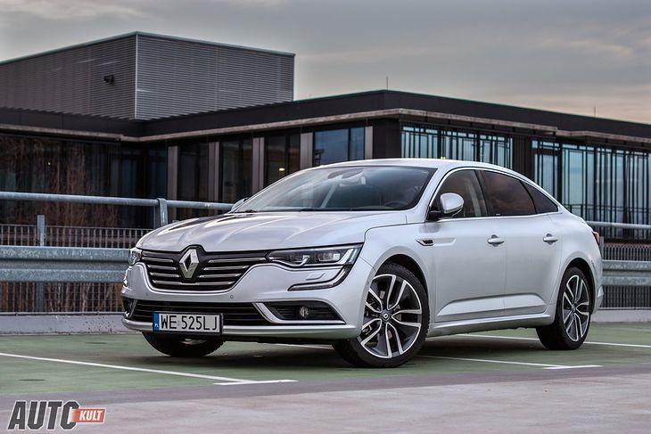 Renault Talisman jest elegancki, świetnie jeździ i kosztuje sporo mniej od Passata