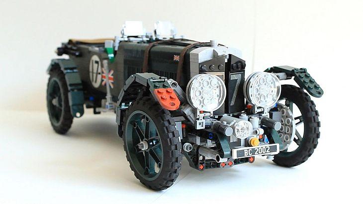 Blower z Lego mógłby dołączyć do coraz liczniejszej, motoryzacyjnej reprezentacji tego duńskiego producenta klocków.