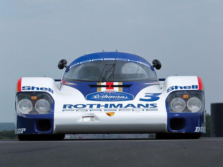 1982 Porsche 956 Group C Sports-Prototype