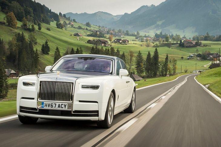Rolls-Royce to coraz popularniejsza marka w najbiedniejszym kraju Unii Europejskiej.