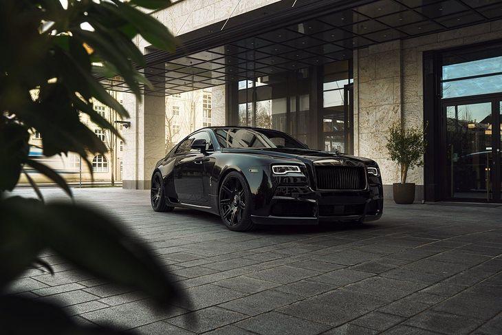 Spofec Rolls-Royce Wraith Black Badge Overdose (2021)