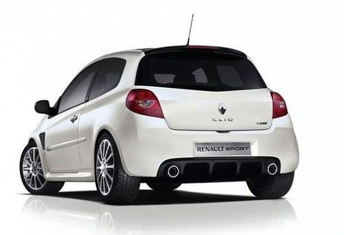renault clio 20th anniversary limited edition. Black Bedroom Furniture Sets. Home Design Ideas