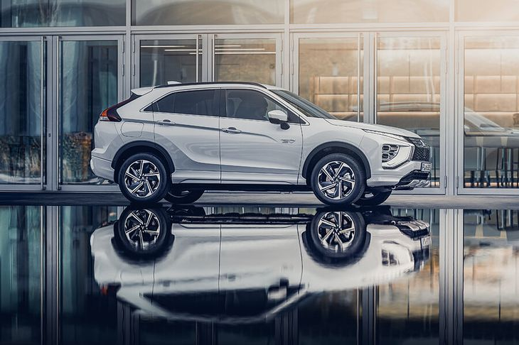 Eclipse Cross PHEV to najnowszy samochód Mitsubishi dla Europy.
