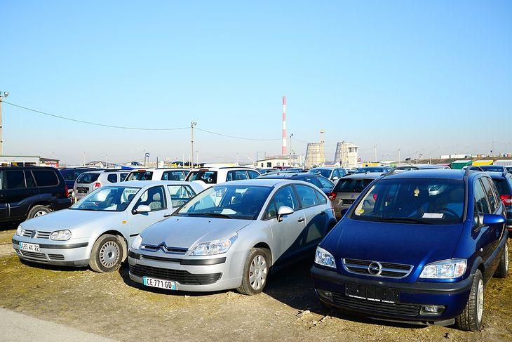 Zdjęcie samochodów z Shutterstock.com / fot. Bokstaz
