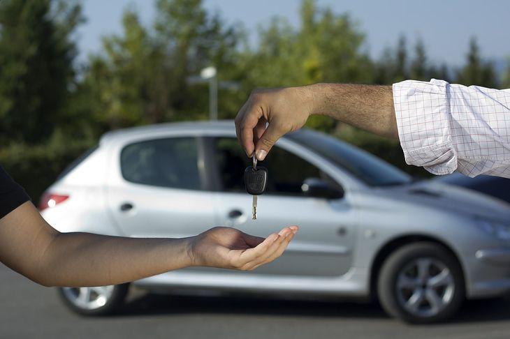 Zdjęcie kluczyków (fot. Shutterstock / Mr.Exen)