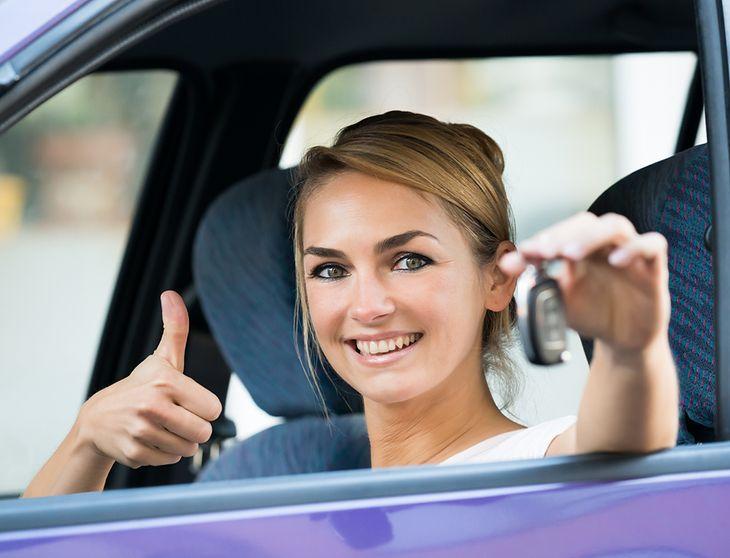 Zdjęcie kobiety z Shutterstock