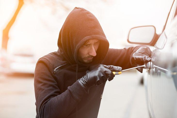 Zdjęcie złodzieja samochodu (fot. Daniel Jedzura / Shutterstock)