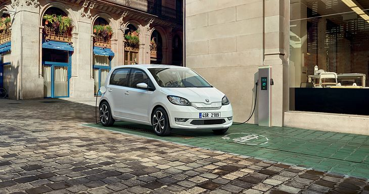 Skoda Citigo e iV po dopłatach ma szansę być najtańszym autem elektrycznym w Polsce.