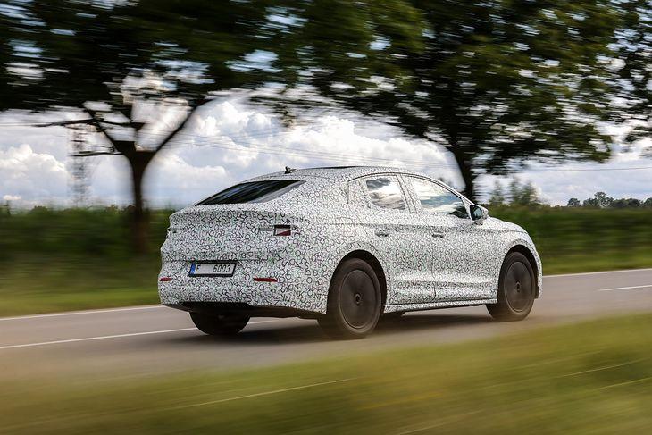 Škoda Enyaq iV Coupe