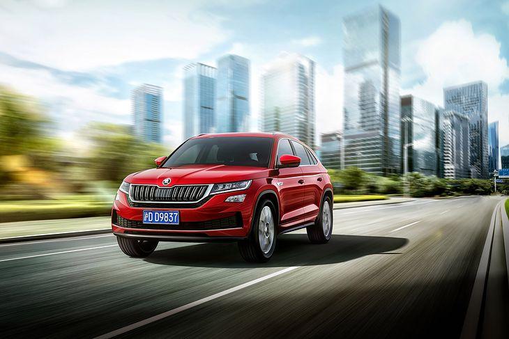 Škoda Kodiaq RS dostępna będzie tylko w mocnych i dobrze wyposażonych wersjach