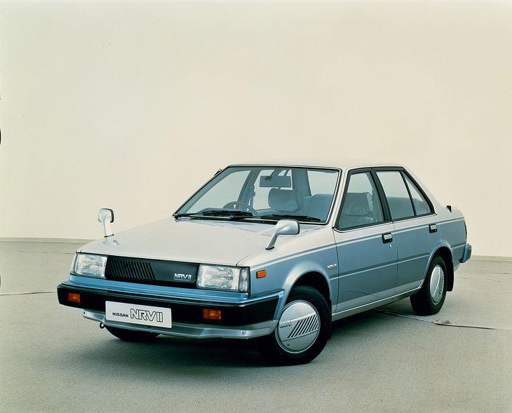 Koncept NRV-II poprawnie przewidział wiele trendów na rynku samochodów.