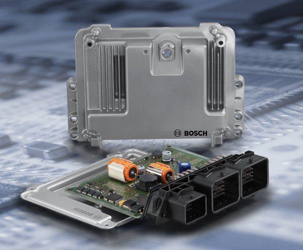 System sterujący Boscha