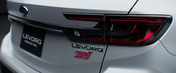 Subaru Levorg STI Sport najprawdopodobniej będzie dysponować 300-konnym silnikiem z podwójnym turbo