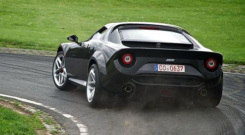 Nowa Lancia Stratos