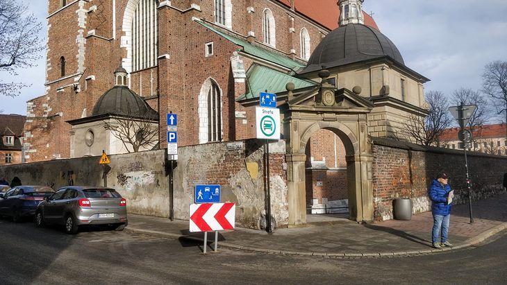 Strefa czystego transportu w Krakowie