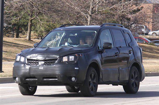 2013 Subaru Forester (źródło: Autocar.co.uk)
