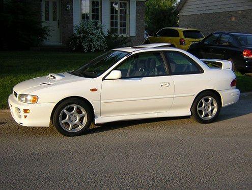 A Co By Było Gdyby Czyli Dwudrzwiowe Subaru Impreza Autokult Pl