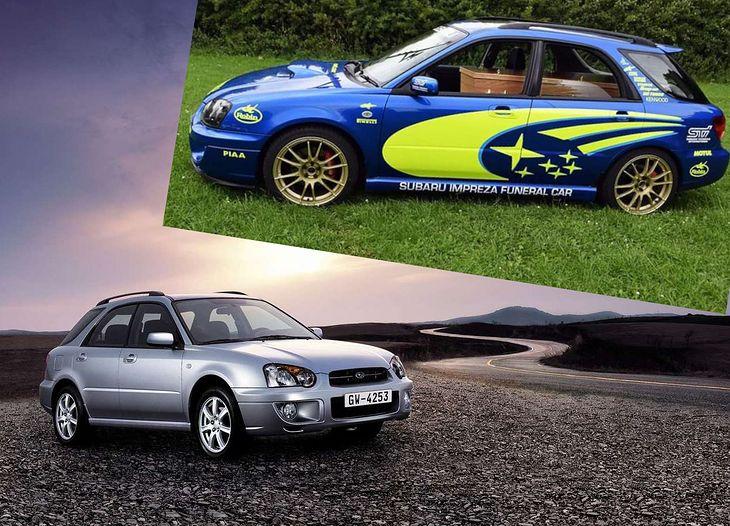 Subaru Impreza to karawan, jak żaden inny.
