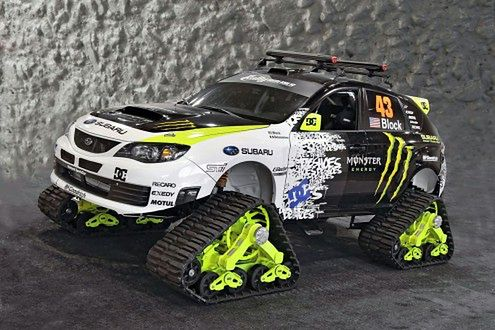 Subaru TRAX