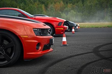 Super Drag Race (Fot. Mariusz Zmysłowski)