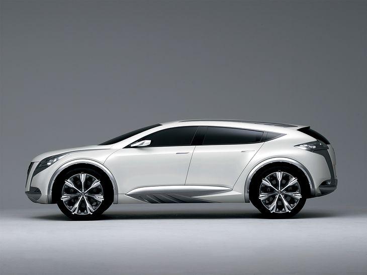 Suzuki Kizashi 2 koncept