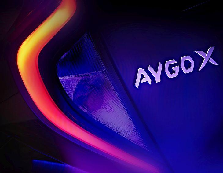 Toyota Aygo X - zapowiedź