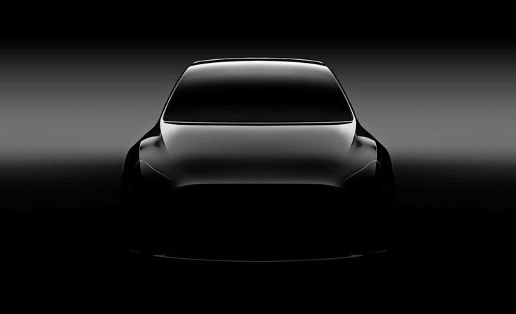 Tak ma wyglądać Tesla Model Y. Czy faktycznie nie będzie mieć lusterek? Przekonamy się wkrótce