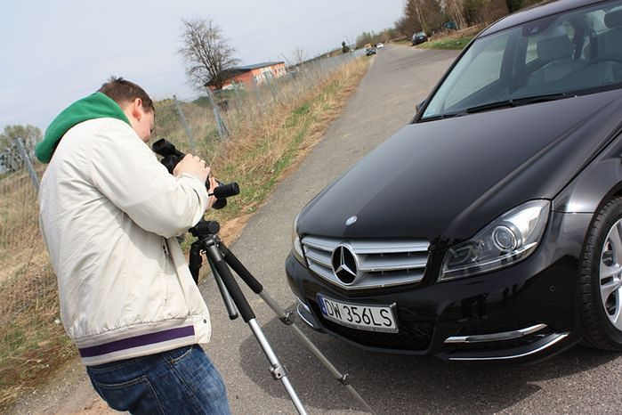 Mercedes klasy C (W204 2011)