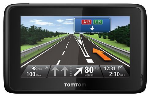 TomTom Go 1000 (fot. TomTom)