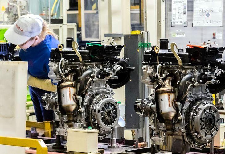 Polskie fabryki Toyoty czekają inwestycje - w 2020, 2021 oraz 2022 r.