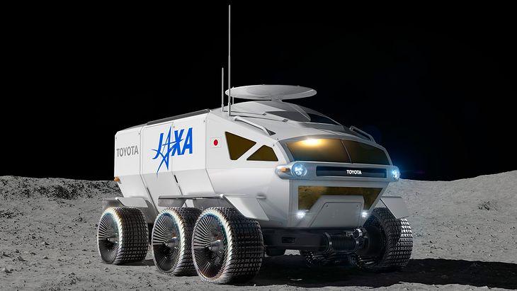 W 2022 r. ma powstać pierwszy egzemplarz Lunar Cruisera w skali 1:1