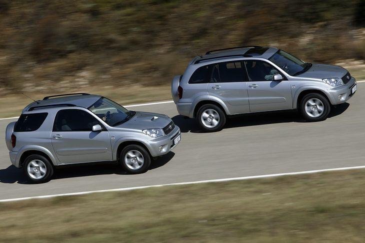 Faworytem Ani jest Toyota RAV4 II. Czy są dla niej lepsze opcje?