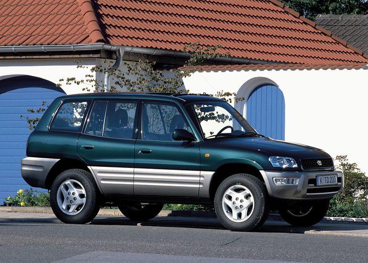 Toyota RAV4 pierwszej generacji