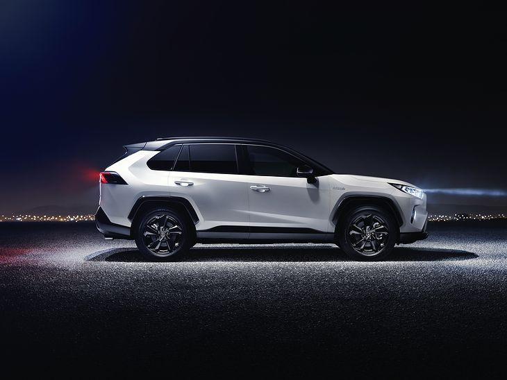 89f6a3272a Nowa Toyota RAV4 (2018) - premiera
