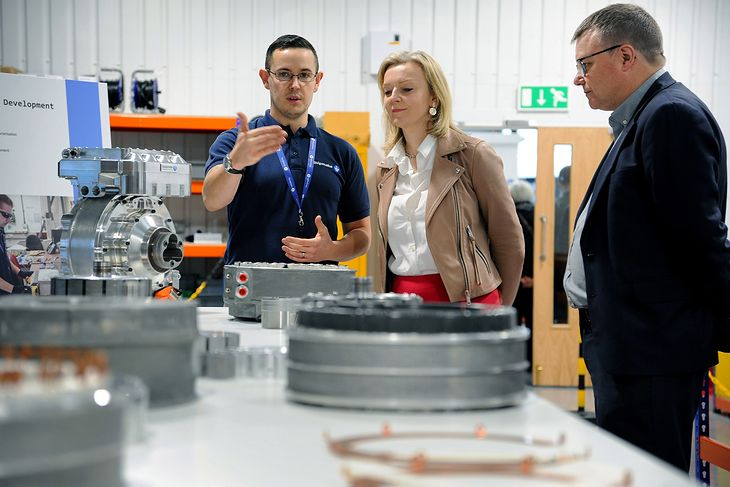 Brytyjska firma Equipmake tworzy silniki elektryczne, którymi interesują się producenci aut, a nawet brytyjski rząd (fot. Equipmake)