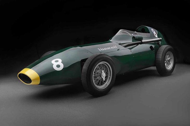 Taki bolid pozwolił Vanwallowi zdobyć mistrzostwo w 1958 roku.