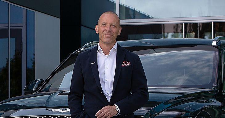 Dominique Boesch od ponad 20 lat pracował dla Audi.