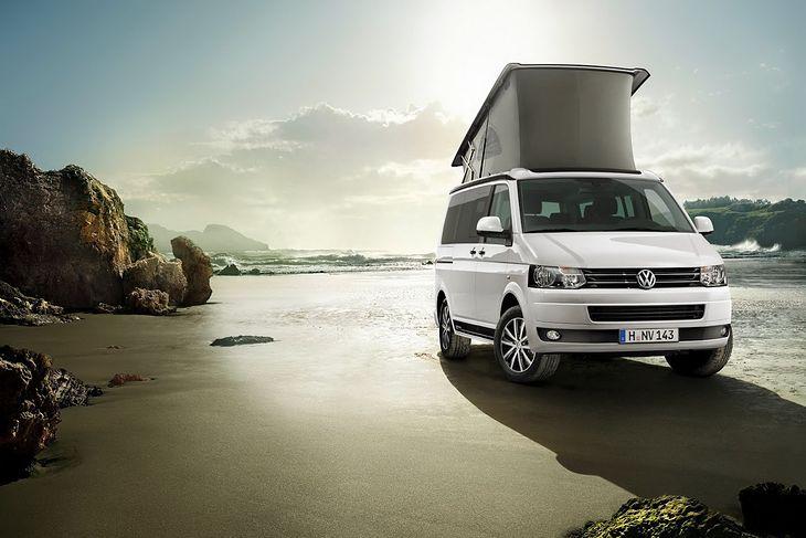 Volkswagen California Special Edition