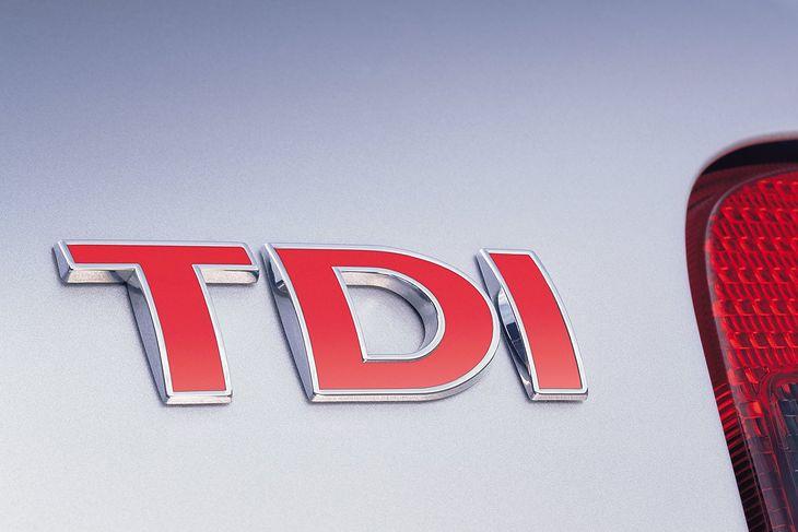 """""""Magiczne"""" czerwone TDI oznacza 150-konny silnik, zwykle ARL."""