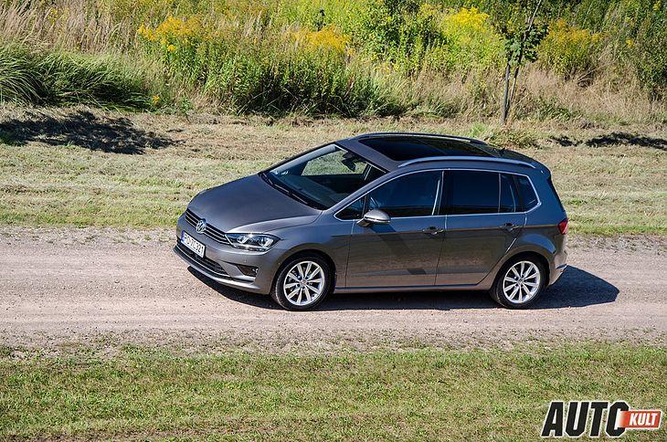 volkswagen golf sportsvan 1 4 tsi highline test. Black Bedroom Furniture Sets. Home Design Ideas
