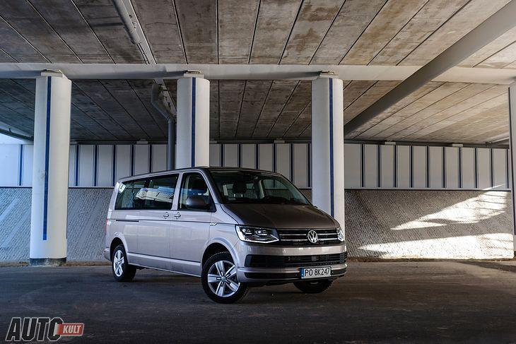 Volkswagen Caravelle 20 Tdi Comfortline 150 Km Test