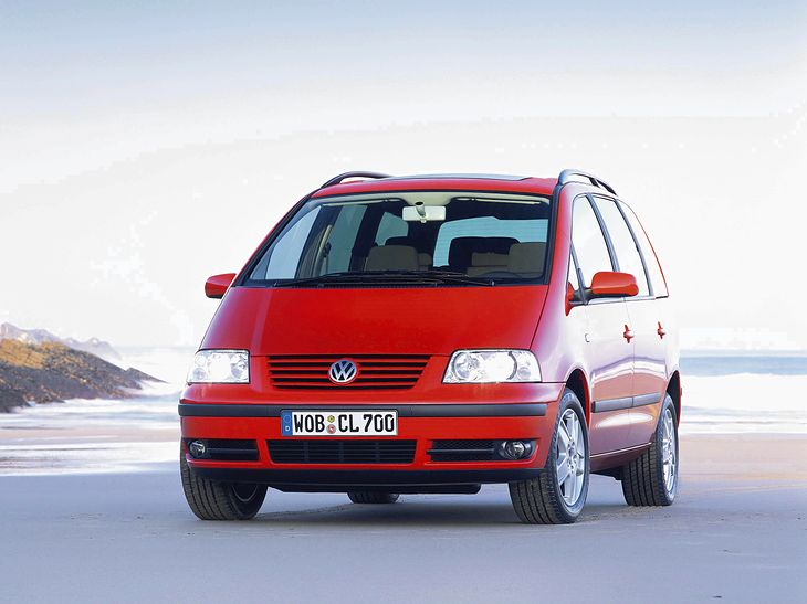 VW Sharan I
